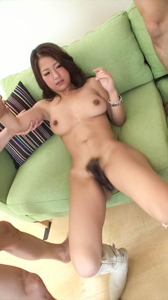 horny asian - Satomi Suzuki Asian up broad in the beam heart of hearts has coloured cunt  rubbed with an increment of fucked